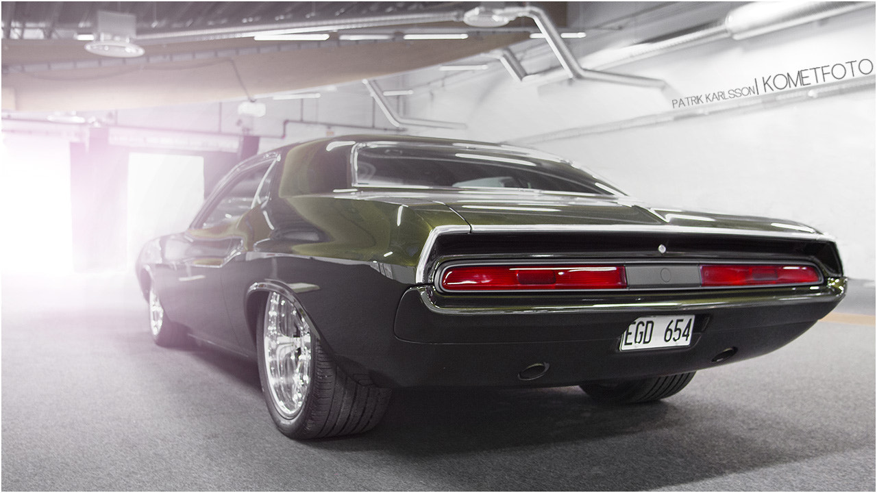 Photograph Mopar on the Swedish way by Patrik  Karlsson on 500px