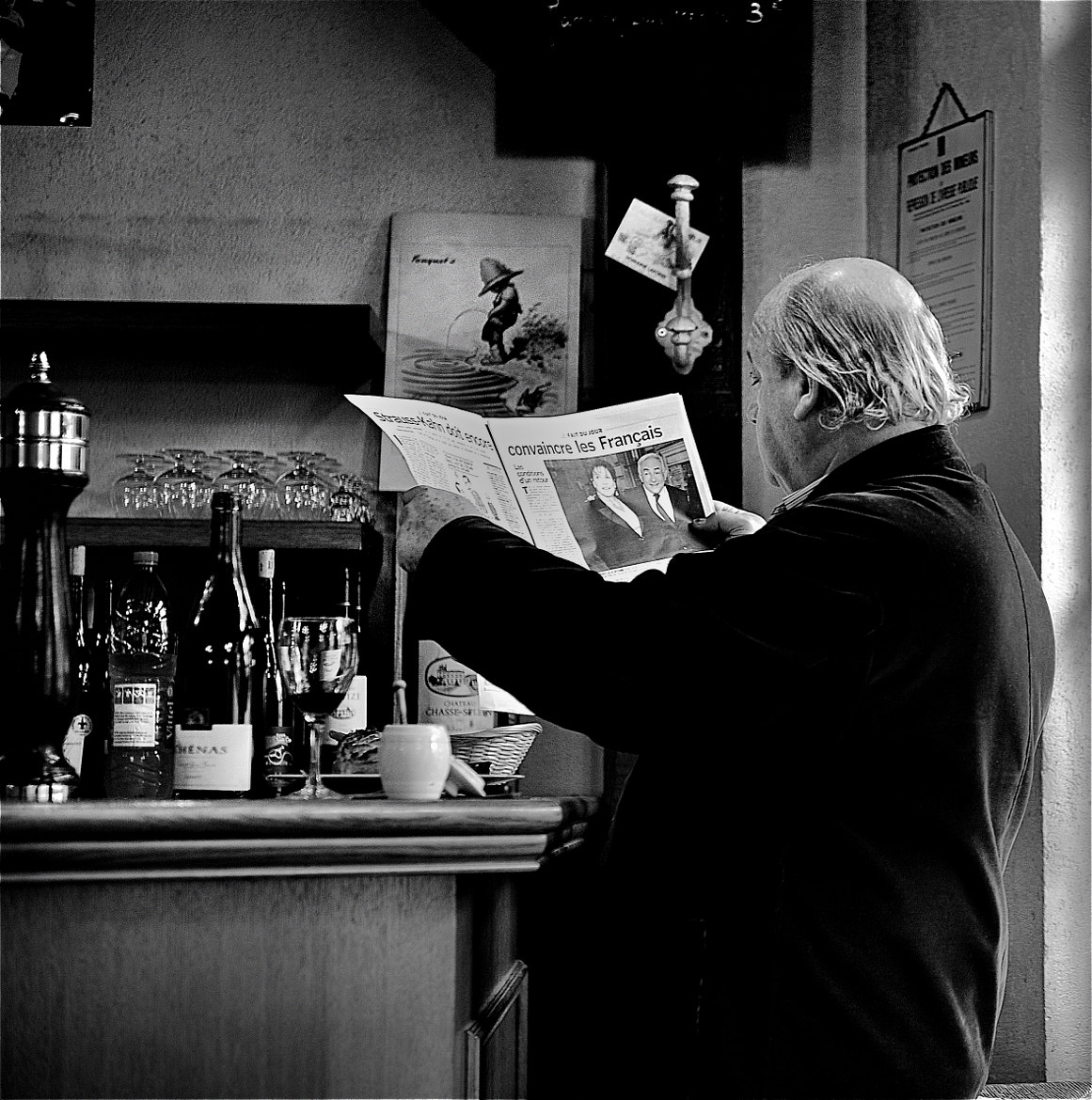 Photograph Morning news by Guib_Did Didier on 500px