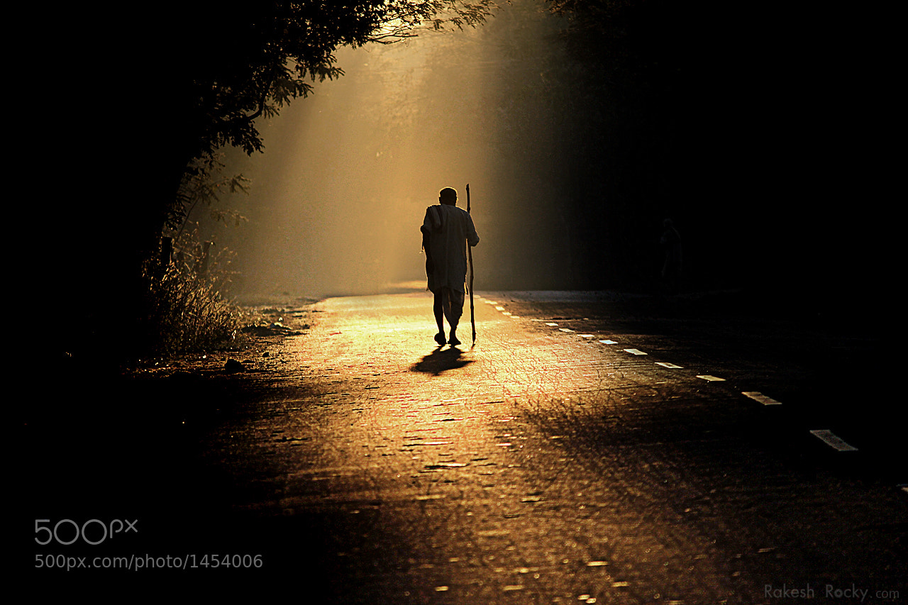 Photograph Walking Tall ! by Rakesh Rocky on 500px