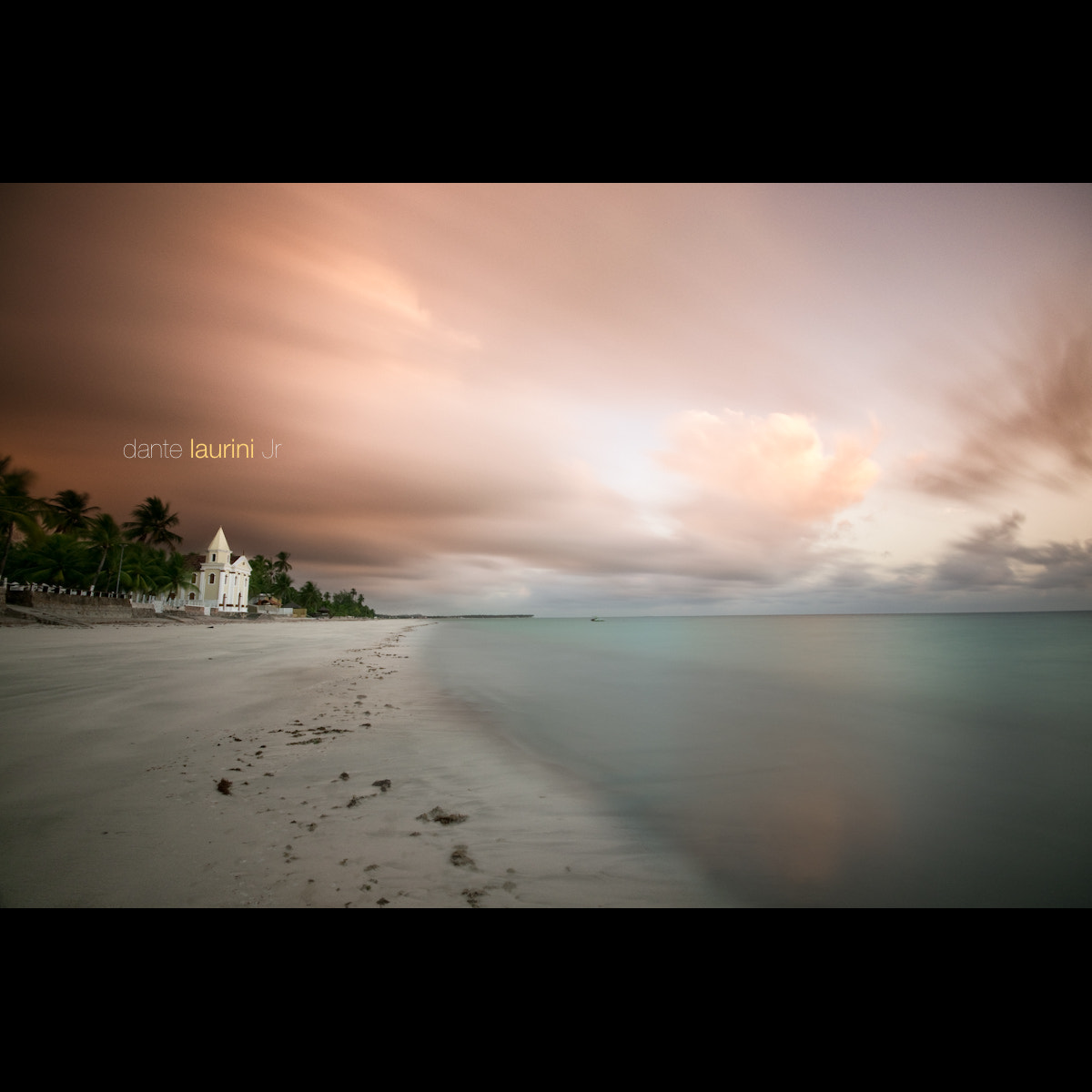 Photograph Church at paradise by Dante Laurini on 500px