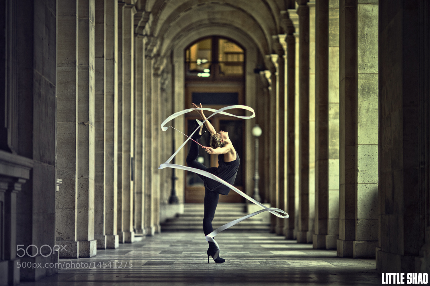 Photograph Nathalie Fauquette by Little Shao by Little Shao on 500px