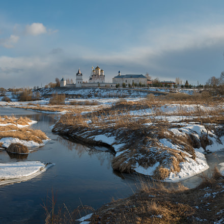 Ferapontov Monastery Luzhetsky Mozhajskij