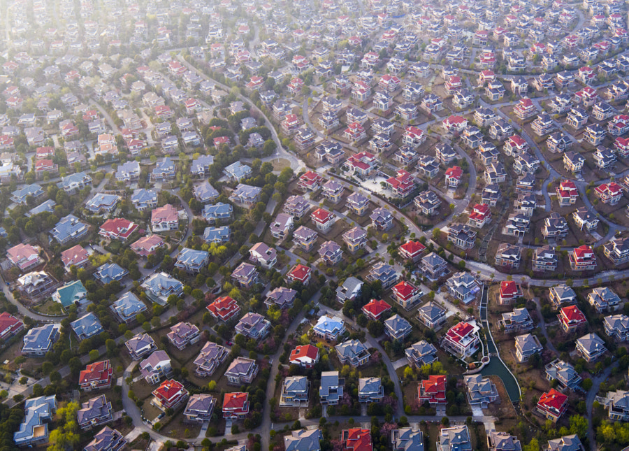 suburban life by KeHao on 500px.com