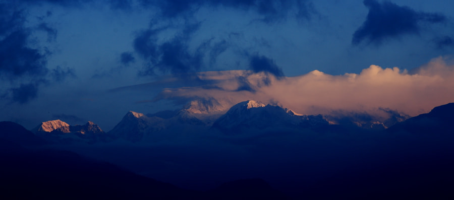 First Rays of Pelling