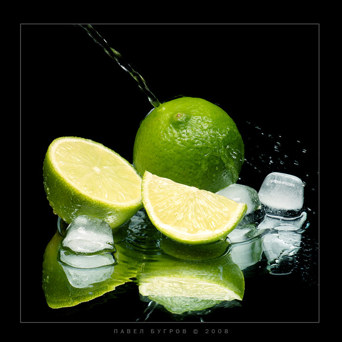 Photograph lime by Pavel Bugrov on 500px