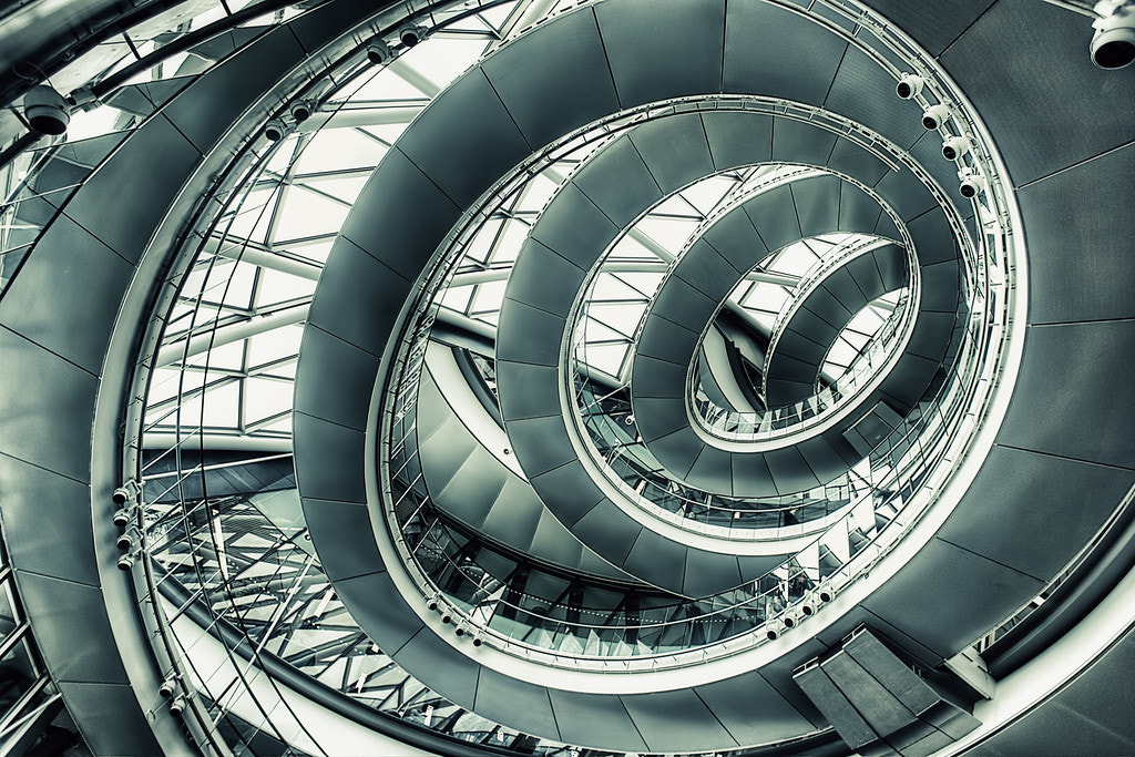 Photograph Spiralling by Michael Murphy on 500px