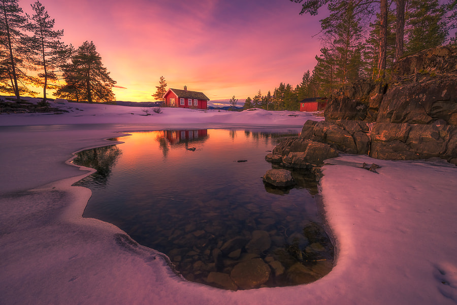 The Opening by Ole Henrik Skjelstad on 500px.com