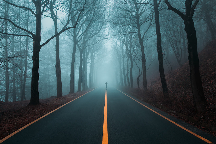 On the Road Again by Nathaniel Merz on 500px.com
