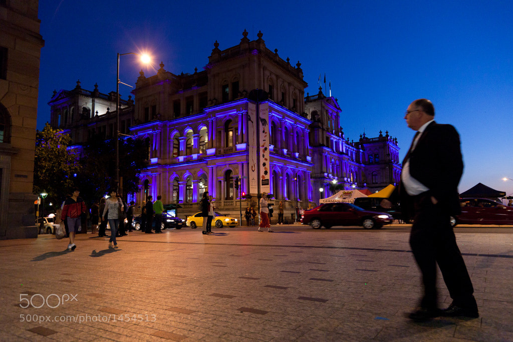 Photograph Brisbane Treasury Casino by Clifford Kwan on 500px