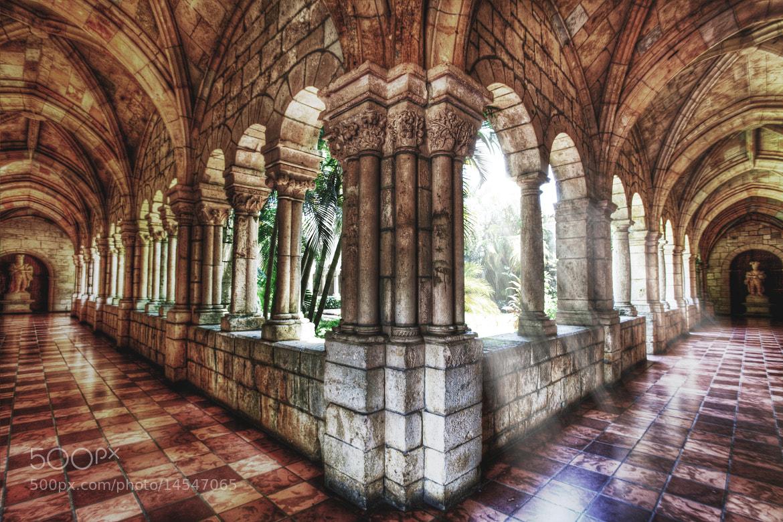 Photograph Spanish Monastery - Miami, FL by Marc Perrella on 500px