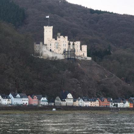 Schloss Stolzenfels.