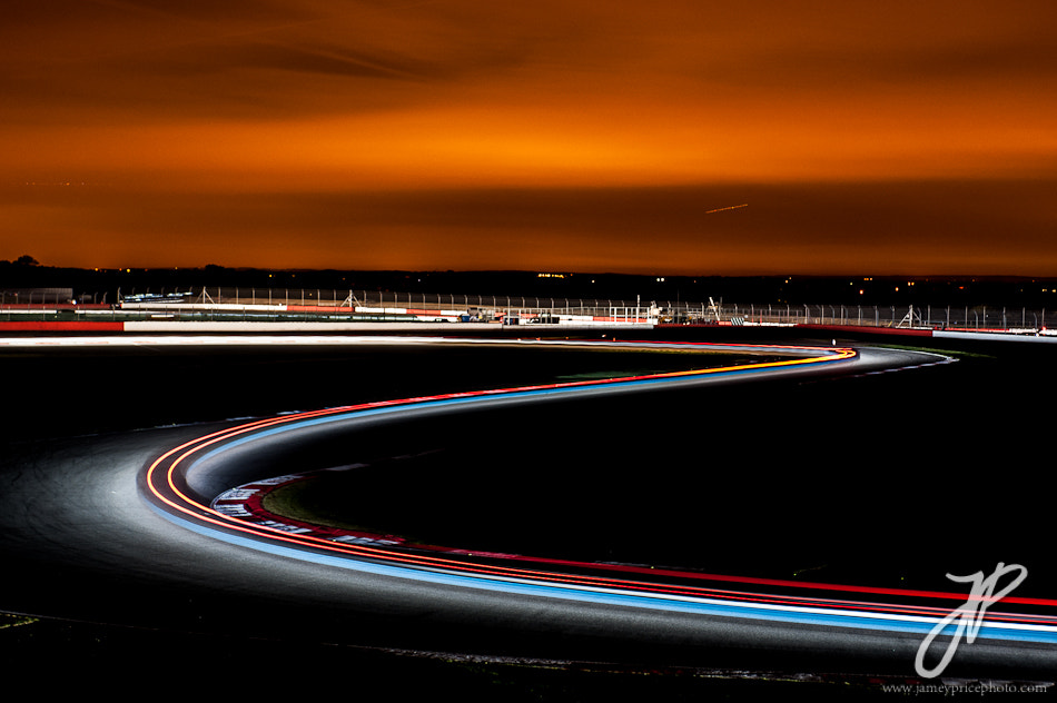 Photograph Silverstone @ Night by Jamey Price on 500px
