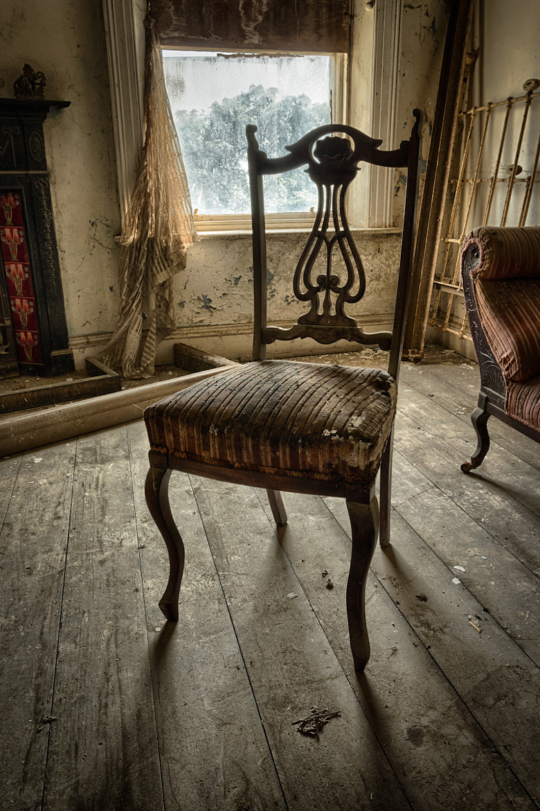 Photograph Abandoned Farm House by Lawrence Wheeler on 500px