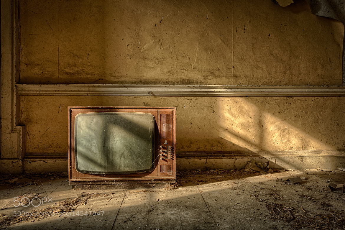 Photograph The old TV by Lawrence Wheeler on 500px