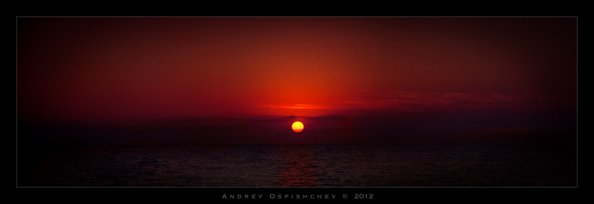 Photograph Red by Andrey  Ospishchev on 500px