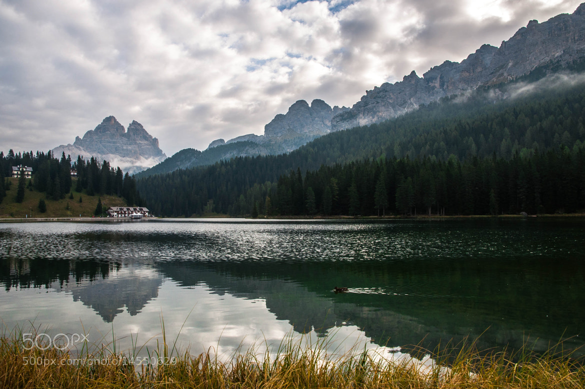 Photograph Misurina, le tre cime e la quack-quack by Michele Fornaciari on 500px