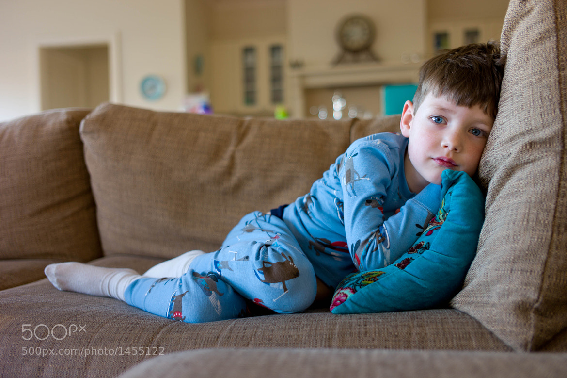 Photograph Sunday Morning Watching Cartoons on the Couch by Darren Rowse on 500px