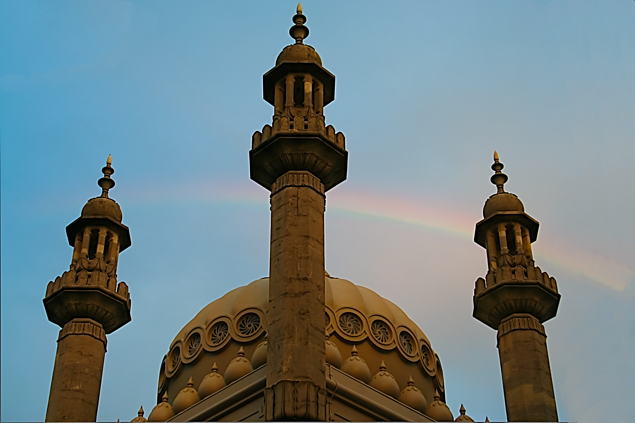 Photograph Brighton Pavilion by Francois Steque on 500px