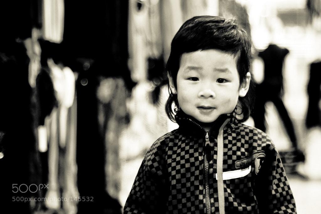 Photograph The Little Stranger by Tiago Ribeiro on 500px