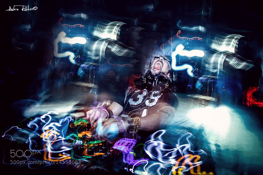 Photograph Karmatronic by Alex Rakó on 500px