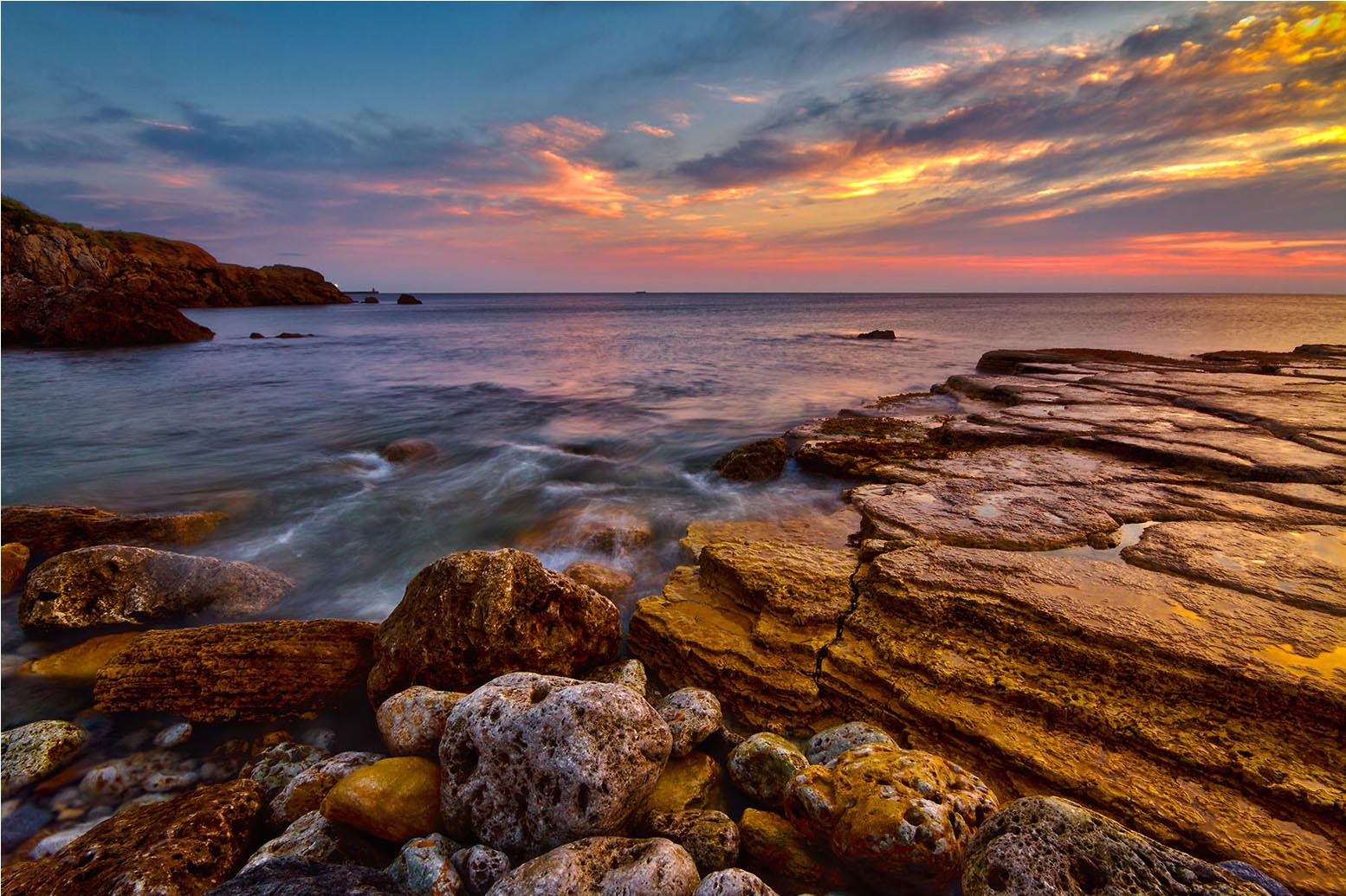 Photograph Trow Point Looking North by Peter Fenech on 500px