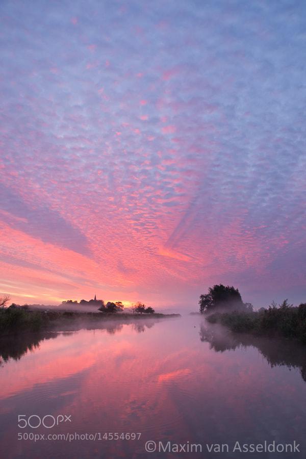 Photograph Magic morning by Maxim van Asseldonk on 500px
