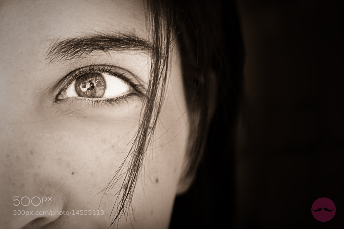 Photograph Inside her eye by Carlos Rivera on 500px