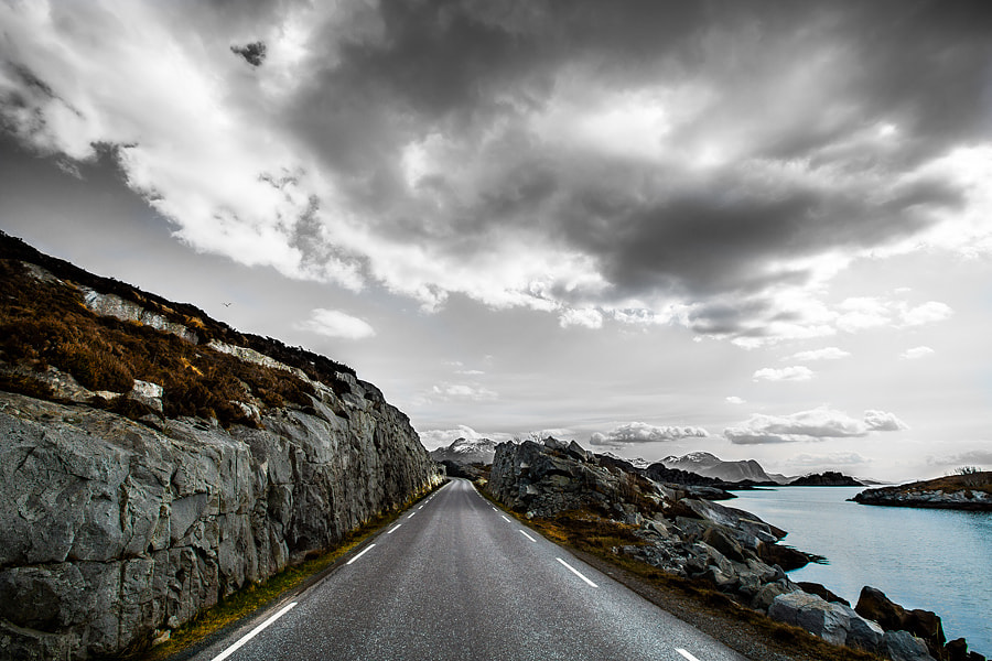 Photograph Far Away by Ove Bjerknes on 500px
