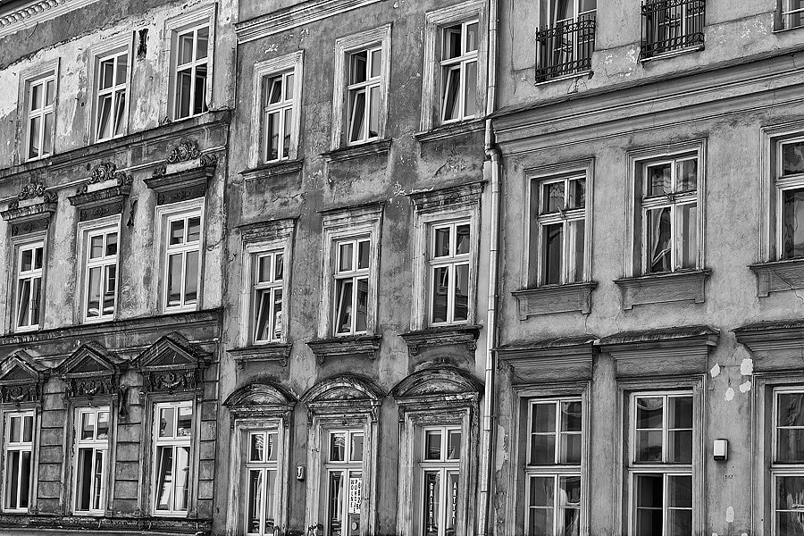 Photograph Grey Apartments by Ove Bjerknes on 500px