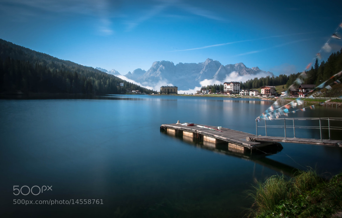 Photograph 30 secondi di Misurina by Michele Fornaciari on 500px