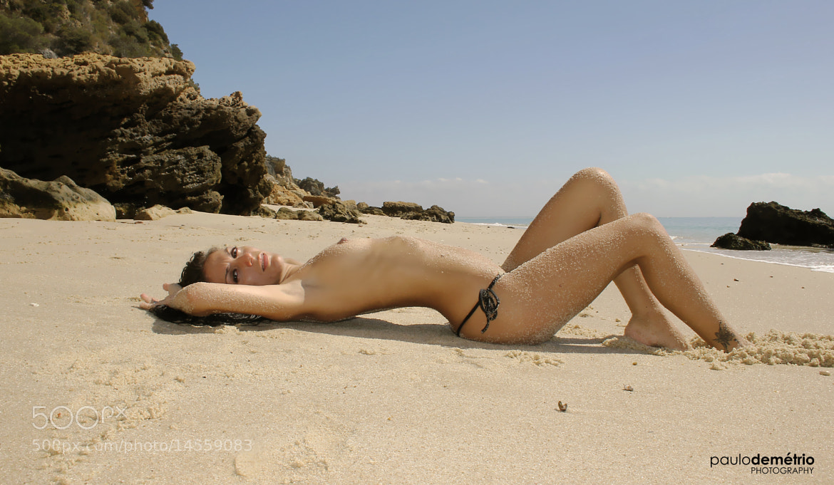 Photograph Hot at the beach by Paulo Demétrio on 500px