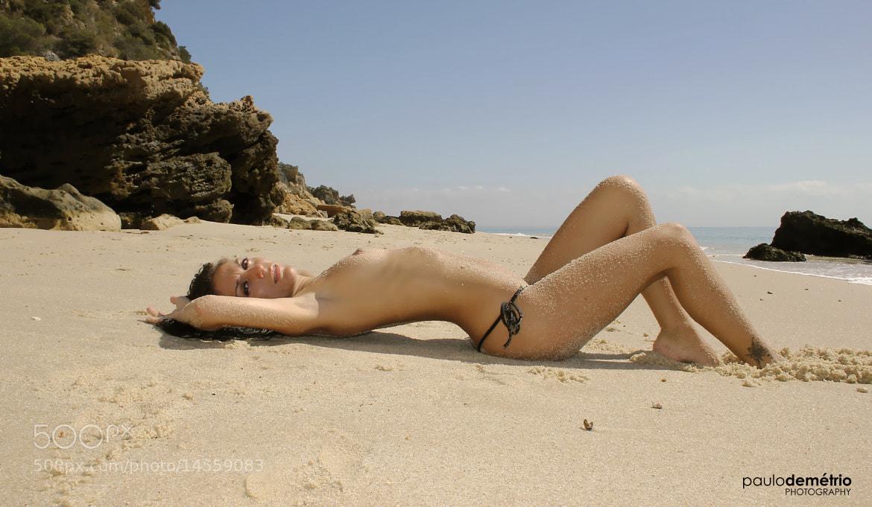 Photograph Hot at the beach by Paulo Demétrio on 500px