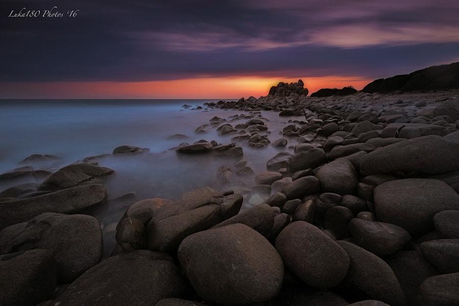 Capo Pecora Sunset
