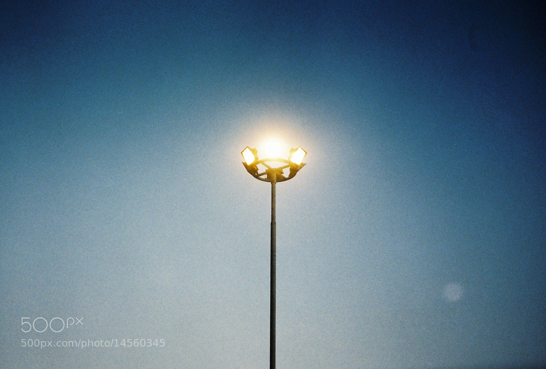 Photograph Lantern by Anton Musatov on 500px