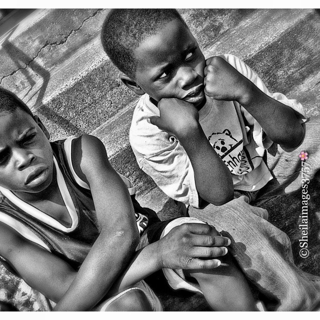 Photograph Neighborhood Kids by Sheila Luster on 500px