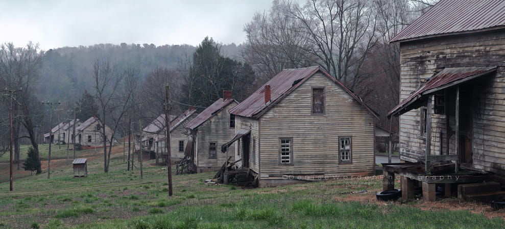 Henry River Mill Village by Brian Wilson on 500px