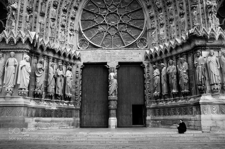Photograph Reims by Eduardo González on 500px