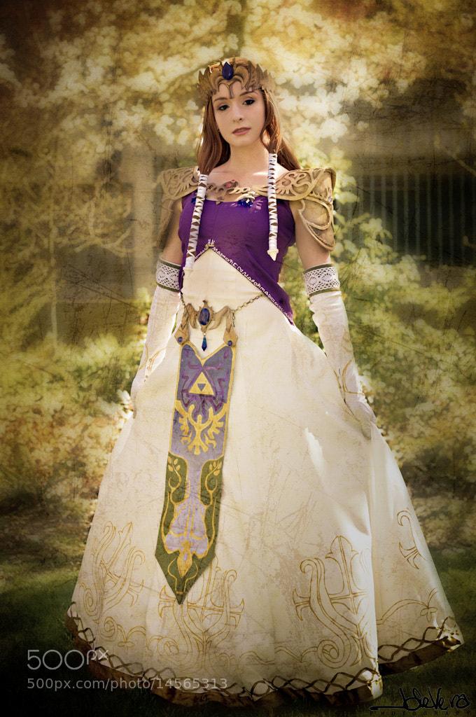 Photograph Princess Zelda by Jerry de Vera on 500px