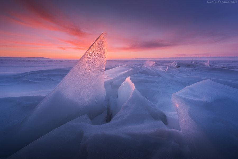 Baikal lake by Daniel Kordan on 500px.com
