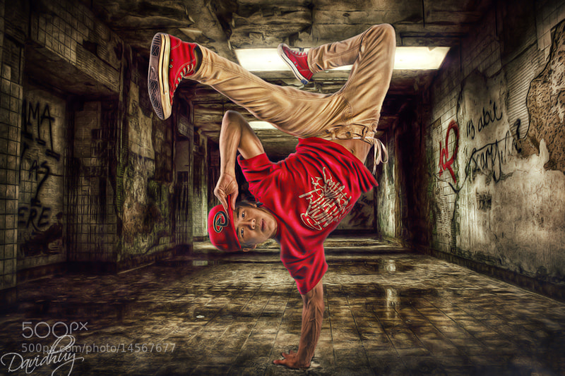 Photograph Break Dance by David Huy on 500px