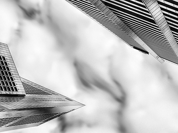 Photograph looking up by Patrick Strik on 500px