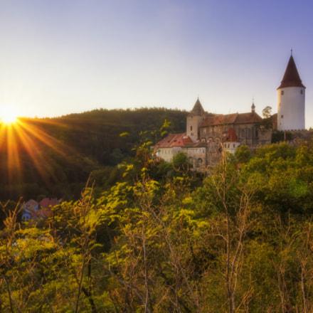 -- Castle Krivoklat --