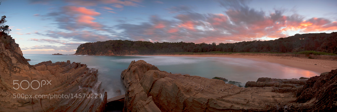 Photograph Moon bay beauty by donald Goldney on 500px