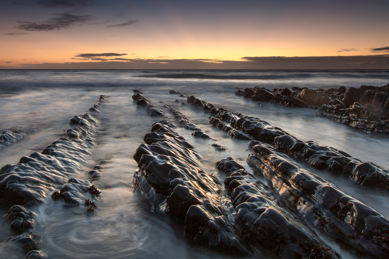 Photograph A slice of Devon rock by Terry Gibbins on 500px
