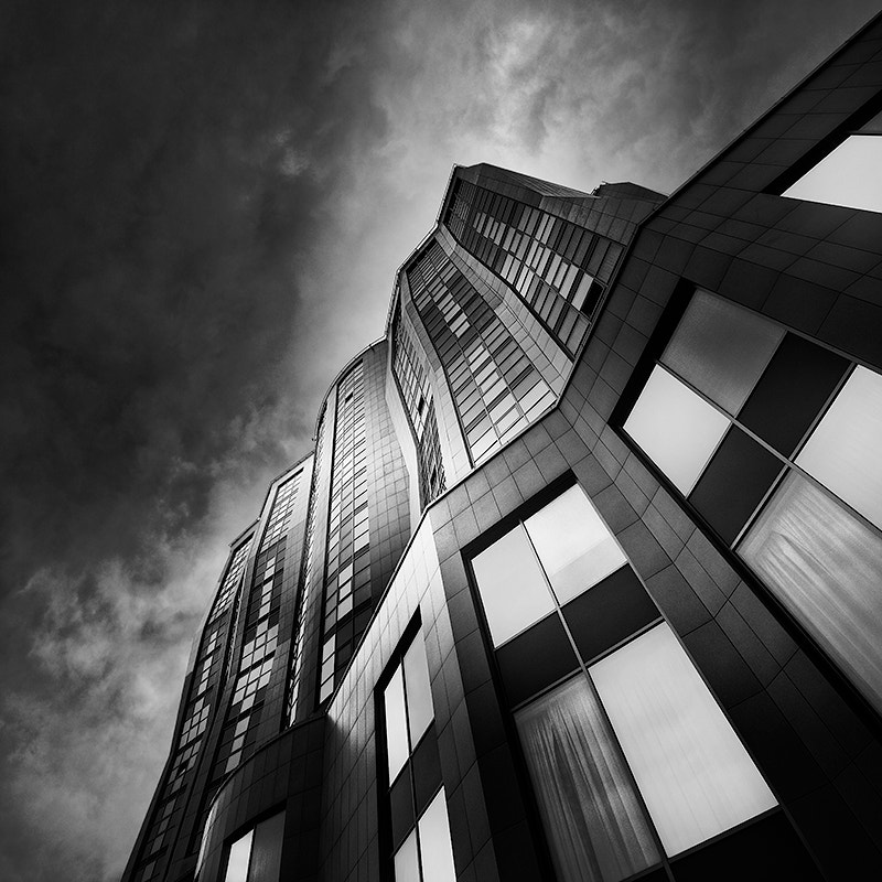 Photograph City Shapes IX by Matej Michalik on 500px