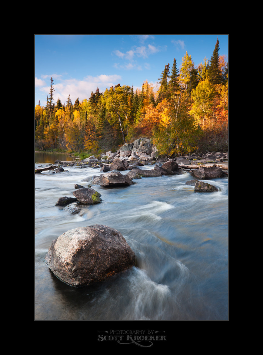Photograph Waves of Autumn by Scott Kroeker on 500px