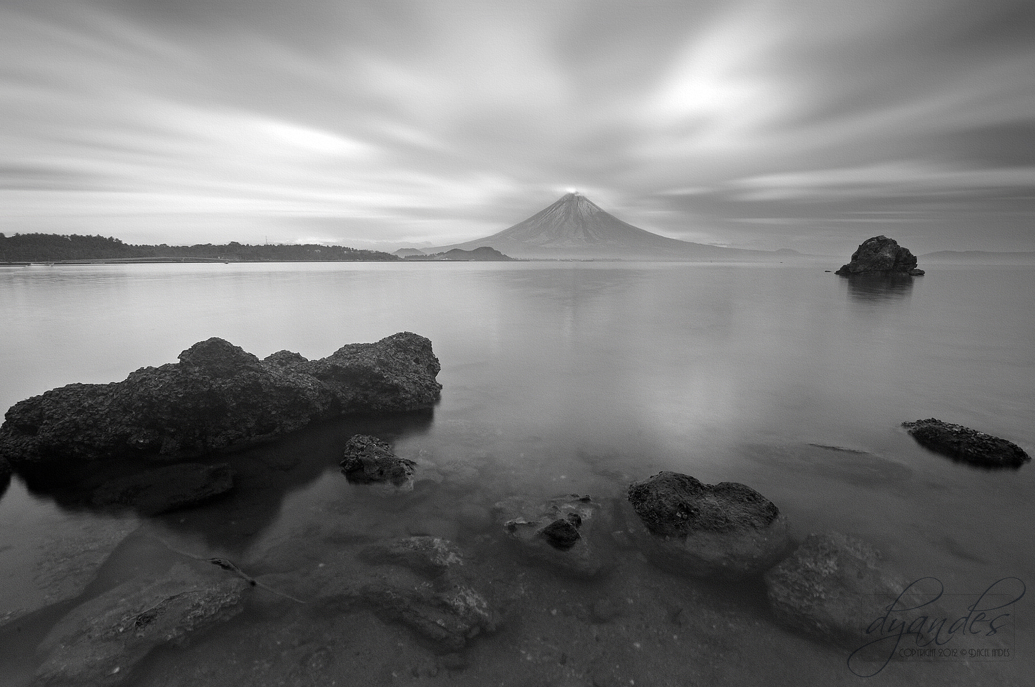 Photograph C a l m e d by Dacel Andes on 500px