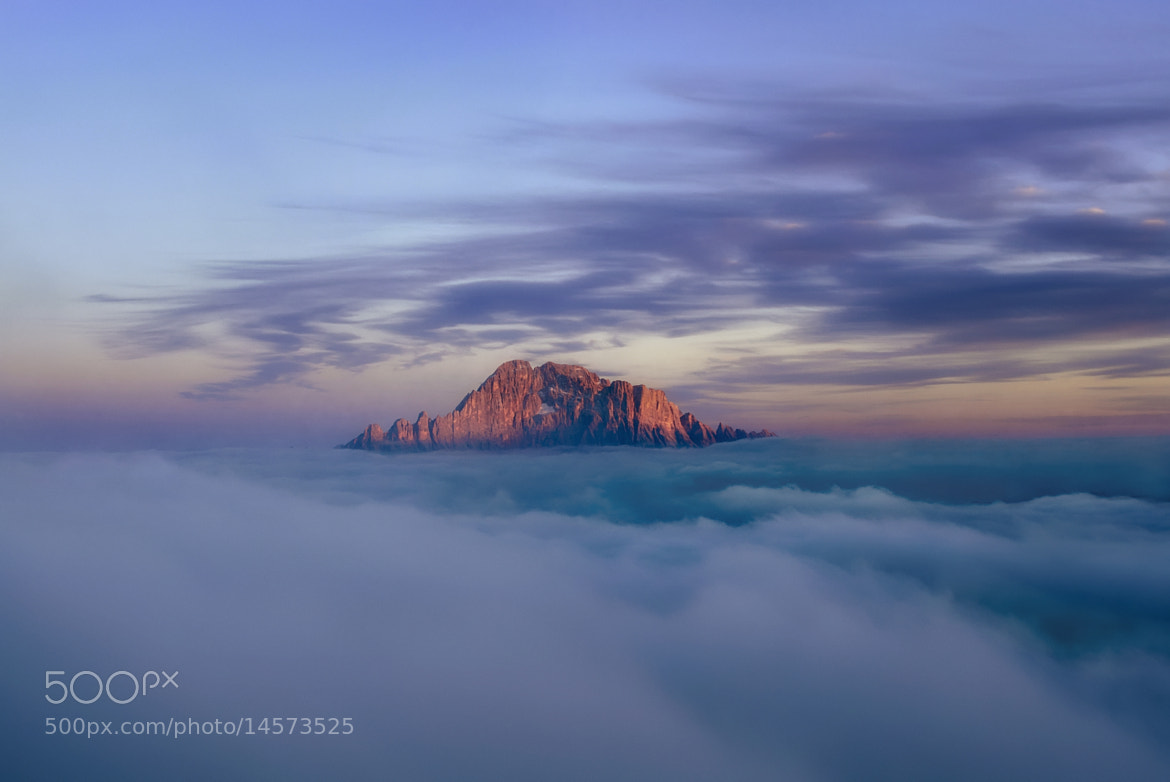 Photograph ..emerging from the clouds.. by Tommaso Sito on 500px