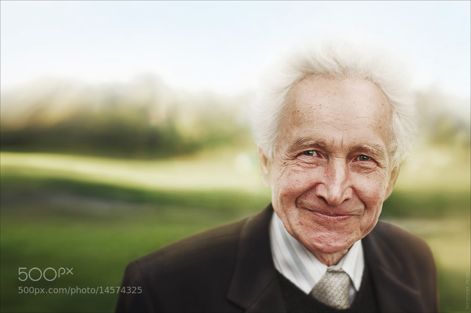 Photograph grandfather by Artur Saribekyan on 500px