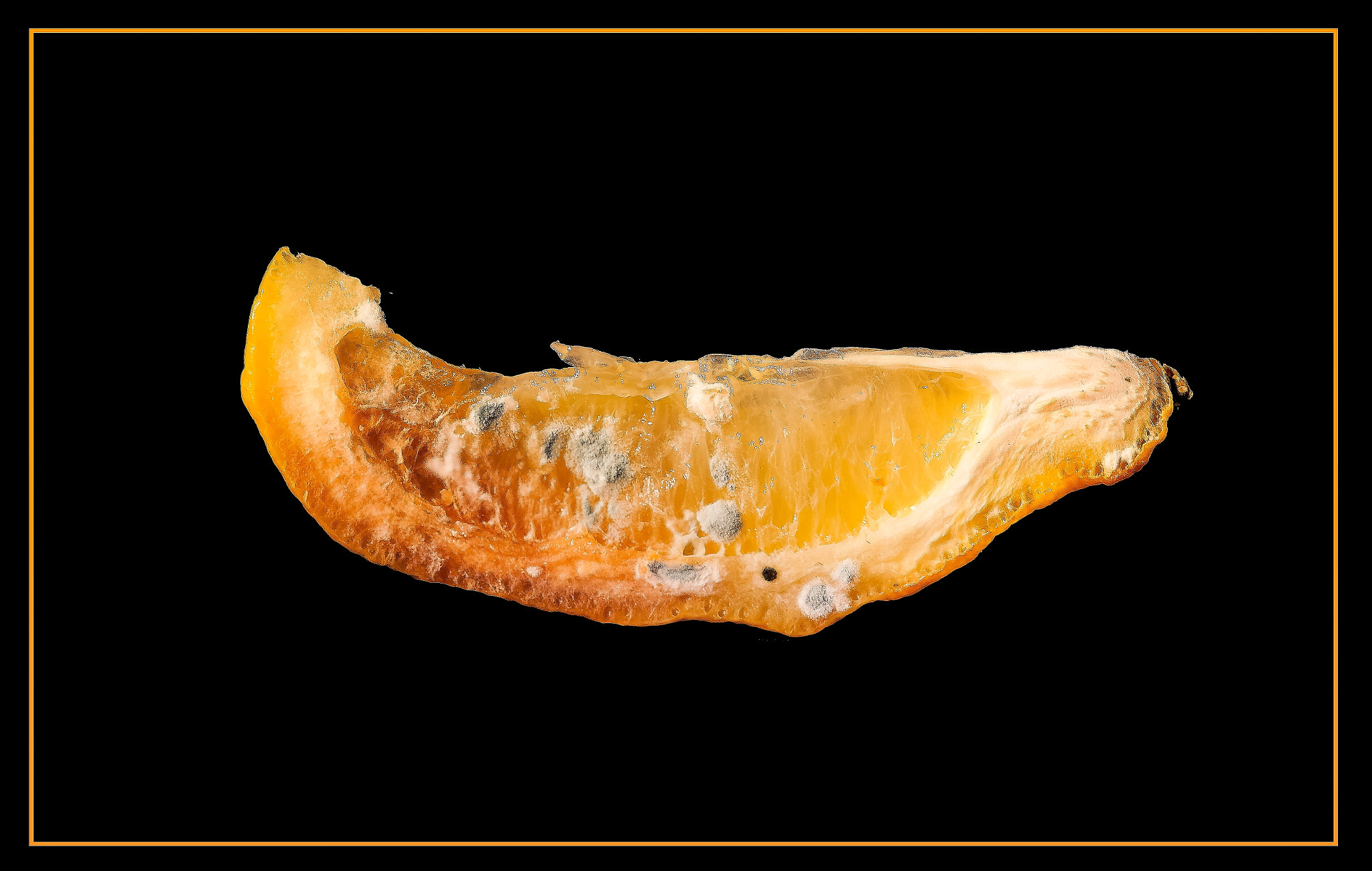 Photograph Old orange by Berit Nielsen on 500px